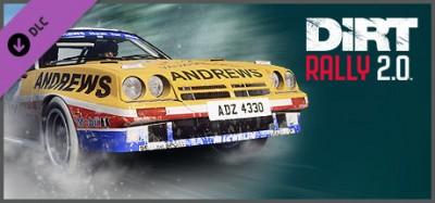 DiRT Rally 2.0 - Opel Manta 400