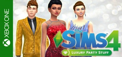 The Sims 4: Luxury Party Stuff Xbox One