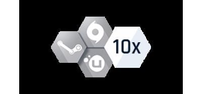 10x Náhodný klíč - SILVER