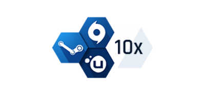 10x Náhodný klíč