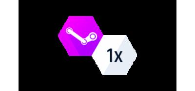 1x Dobrodružný náhodný Steam klíč