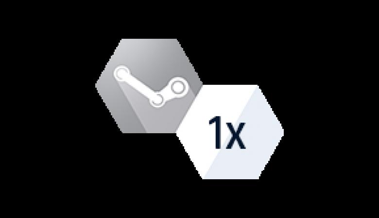 1x Náhodný Steam klíč - SILVER