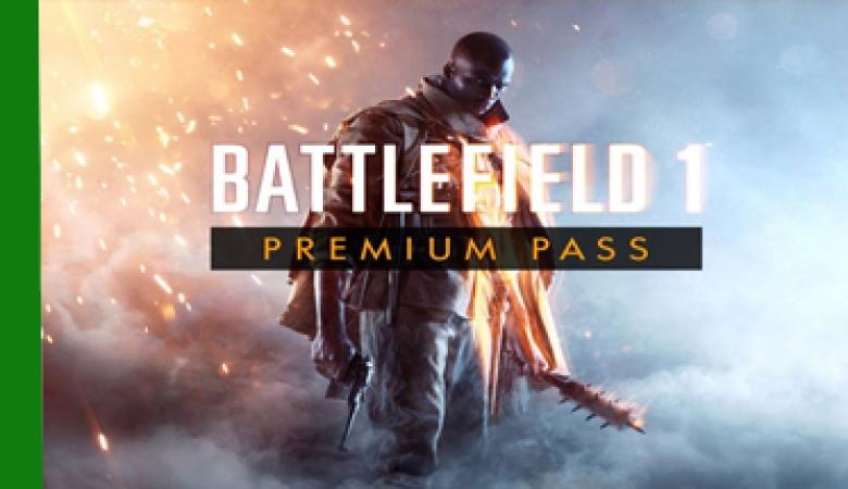 Battlefield 1 Premium Pass Xbox One