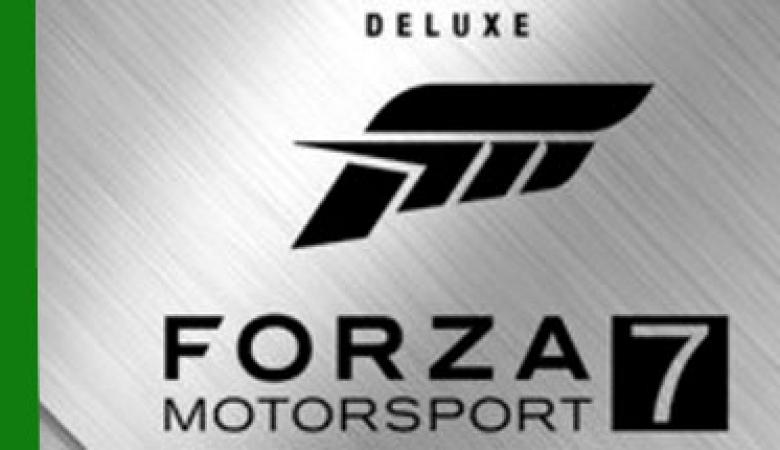 Forza Motorsport 7 Deluxe Edition Windows 10 / Xbox One