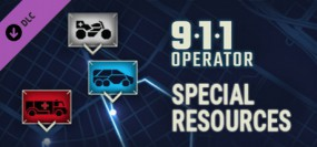 911 Operator - Special Resources  DLC