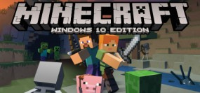 Minecraft Windows 10 Edition