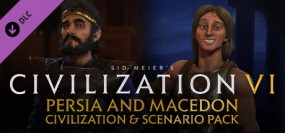 Civilization VI - Persia and Macedon Civilization & Scenario Pack