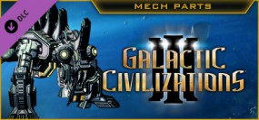 Galactic Civilizations III - Mech Parts Kit