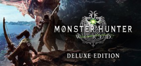 Monster Hunter World Digital Deluxe Edition