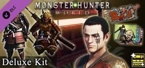 Monster Hunter World Deluxe Kit