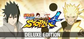 NARUTO SHIPPUDEN: Ultimate Ninja STORM 4 Deluxe Edition
