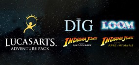 LucasArts Adventure Pack