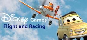 Disney Flight and Racing