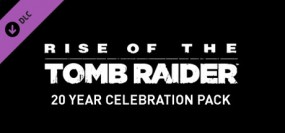 Rise of the Tomb Raider - 20 Year Celebration Pack