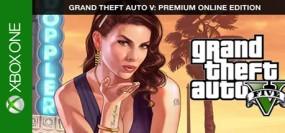 Grand Theft Auto V: Premium Online Edition Xbox