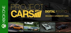 Project CARS Digital Edition Xbox One