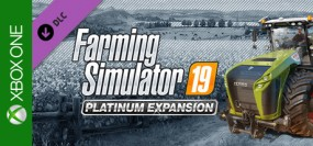 Farming Simulator 19 - Platinum Expansion Xbox One