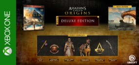 Assassin's Creed Origins - DELUXE EDITION Xbox One