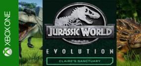Jurassic World Evolution: Claire's Sanctuary Xbox One