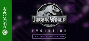 Jurassic World Evolution - Secrets of Dr. Wu Xbox One