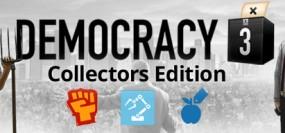 Democracy 3 Collector's Edition