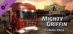 Euro Truck Simulator 2 - Mighty Griffin Tuning Pack