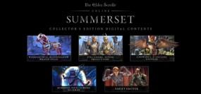 The Elder Scrolls Online: Summerset Digital Collector's Edition Upgrade