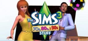 The Sims 3 70., 80. a 90. léta