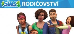 The Sims 4 Rodičovství