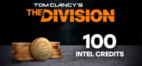 Tom Clancy's The Division - 100 Intel Credits