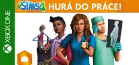 The Sims 4 Hurá do Práce Xbox One