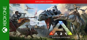 ARK: Survival Evolved Explorer's Edition Xbox One