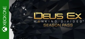 Deus Ex: Mankind Divided - Season Pass Xbox One