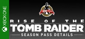 Rise of the Tomb Raider - Season Pass Xbox One