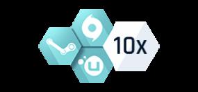 10x Náhodný klíč - PLATINUM