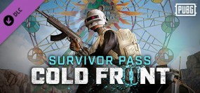 PlayerUnknown's Battlegrounds Survivor Pass: Cold Front
