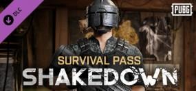 PlayerUnknown's Battlegrounds Survivor Pass: Shakedown