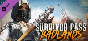 PlayerUnknown's Battlegrounds Survivor Pass: Badlands