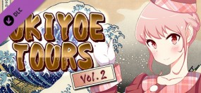 Koi-Koi Japan : UKIYOE tours Vol.2 DLC