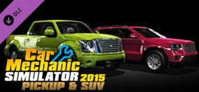 Car Mechanic Simulator 2015 - PickUp & SUV DLC