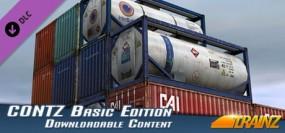 Trainz Simulator DLC: CONTZ Pack - Basic Edition