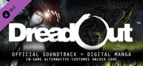 DreadOut Soundtrack & Manga DLC