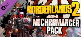 Borderlands 2 Mechromancer Character Pack