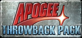 The Apogee Throwback Pack