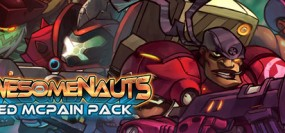 Awesomenauts - Ted McPain Pack
