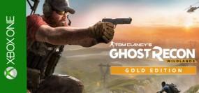 Tom Clancy's Ghost Recon Wildlands Gold Edition Xbox One