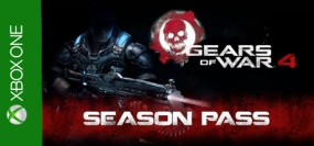 Gears of War 4 Season Pass Windows 10 / Xbox One