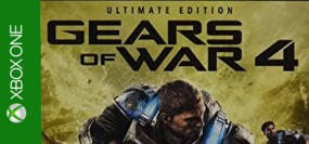Gears of War 4 Ultimate Edition Windows 10 / Xbox One