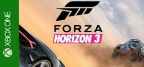 Forza Horizon 3 Windows 10 / Xbox One