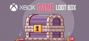 2x XBOX GAME LOOT BOX